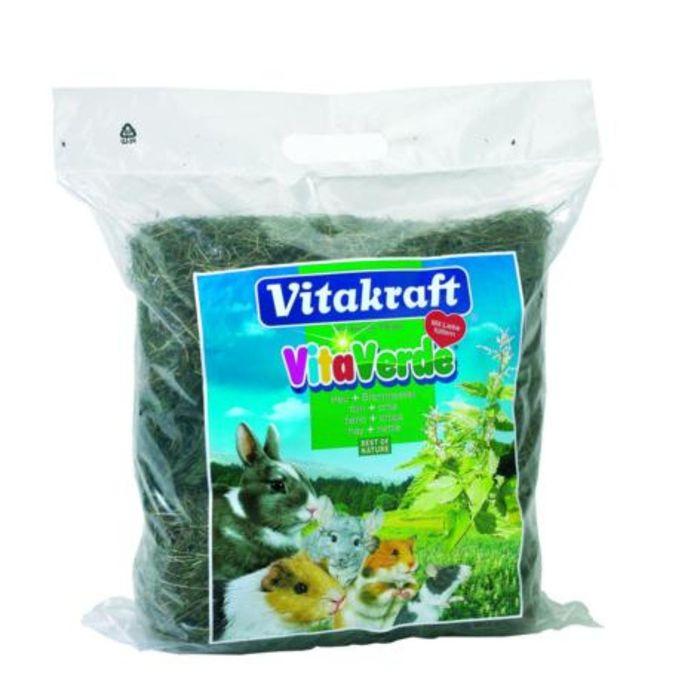 Луговое сено с крапивой VITAKRAFT VITA VERDE 500 г