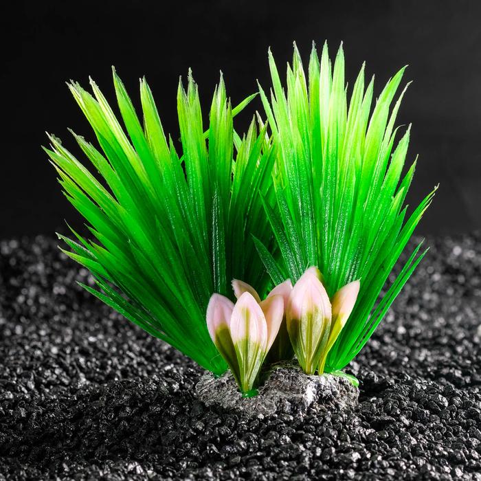 Растение искусственное аквариумное, 18 х 10 х 11,5 см