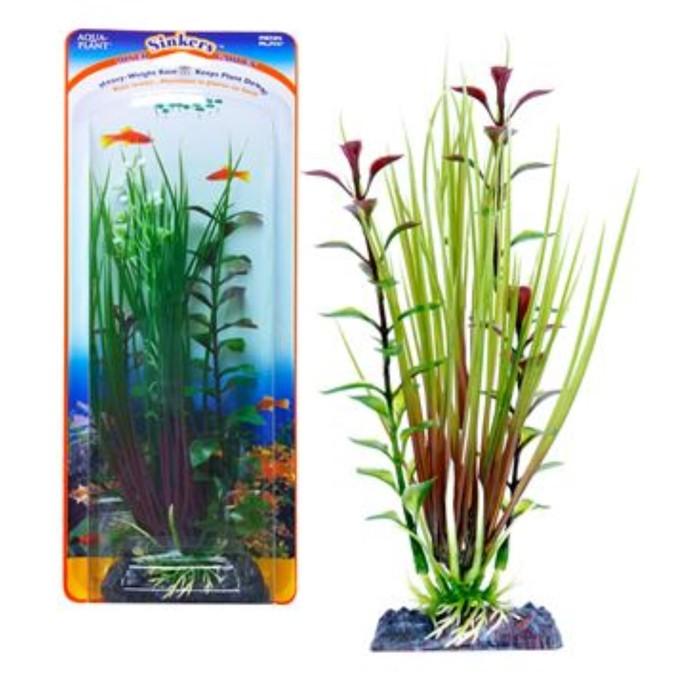 Растение-композиция PENN-PLAX HAIRGRASS-BLOOMING LUDWIGIA, 25см