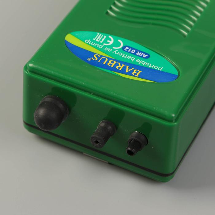Воздушный компрессор ПОРТАТИВНЫЙ 2л/м DC2 X 1,5ватт
