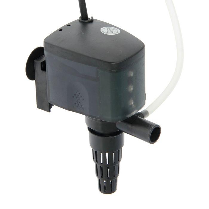 Помпа водяная с индикаторами LED, 1200 л/ч, 20 Вт