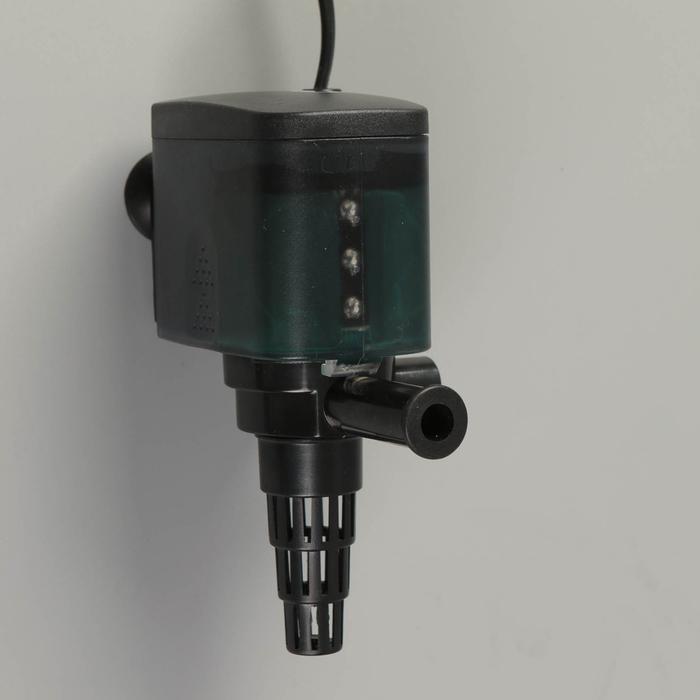Помпа водяная с LED подсветкой 1800л/ч 25ватт