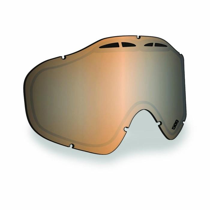 Линза 509 Sinister X5, цвет Серый/Оранжевый, OEM 509-X5LEN-13-CO
