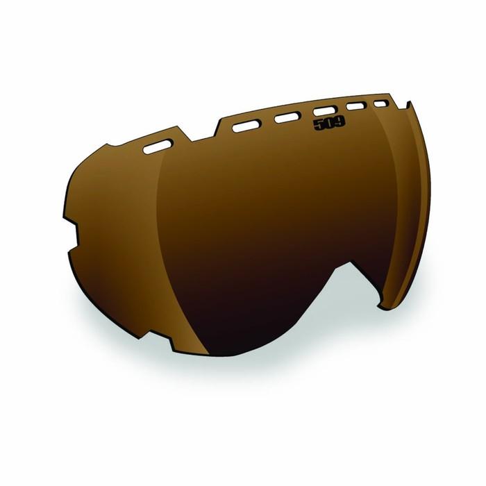 Линза 509 Aviator, взрослые, коричневый
