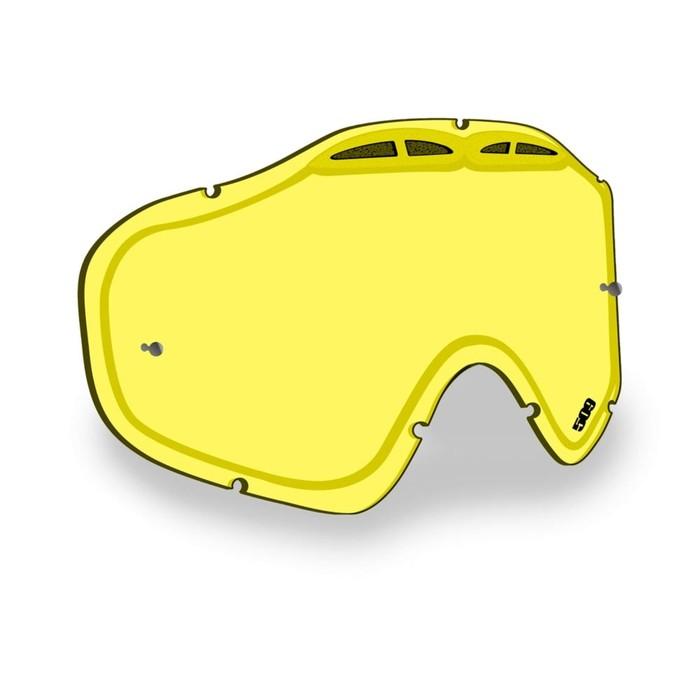 Линза 509 Sinister X5 Ignite, цвет Желтый, OEM 509-X5LEN-18-YLI