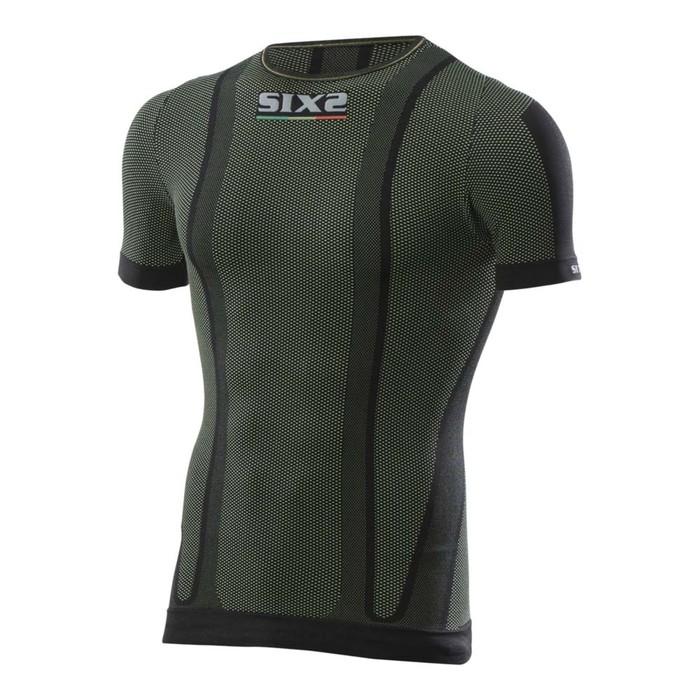 Термофутболка SIXS TS1, размер M, зелёный