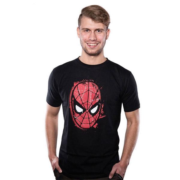 Футболка Good Loot Marvel Comics Spiderman Mask, размер L