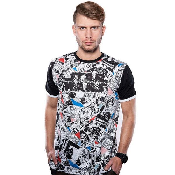 Футболка Good Loot Star Wars Comics, размер XL