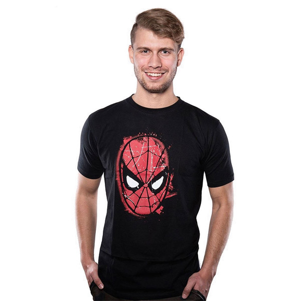 Футболка Good Loot Marvel Comics Spiderman Mask , размер M