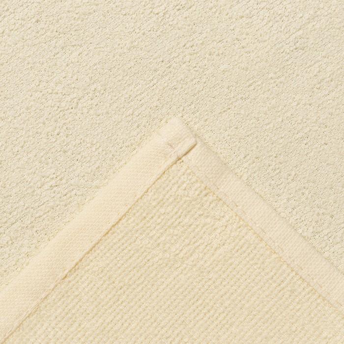 Набор полотенец в корзинке Этель «Снежный лес» цвет бежевый, 30х30 см-2 шт, 100% хл, 340г/м²