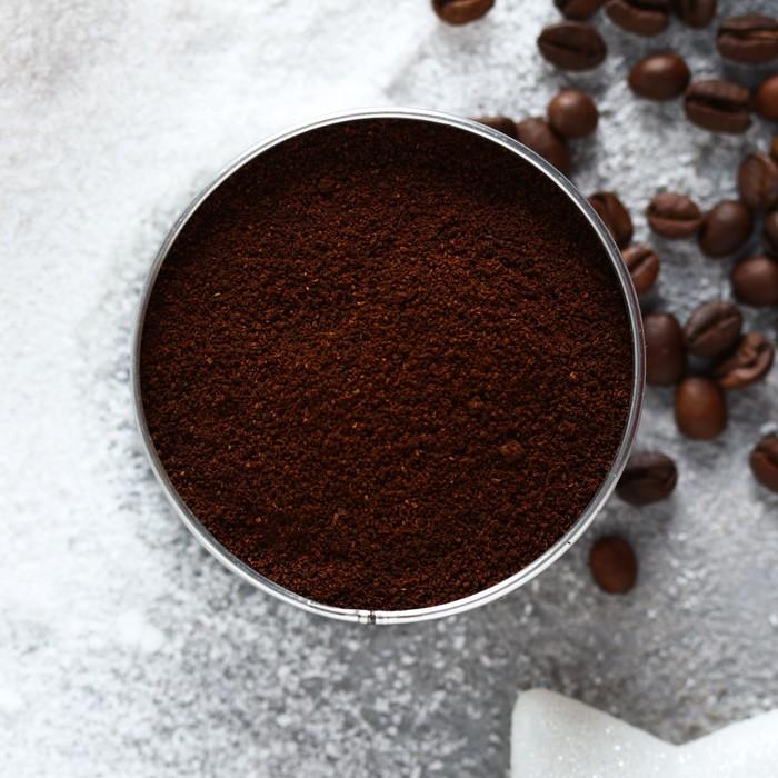 Кофе молотый в термостакане «Тёплого нового года», 50 г, 350 мл