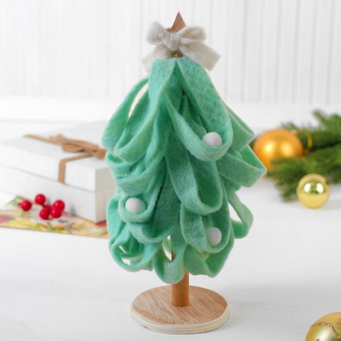 Елка декоративная , цвет зеленый