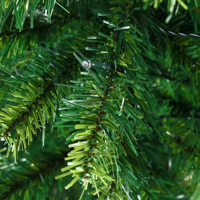 Ёлка Эксклюзив фибро, зелёная классика, 150 см 434 ветки