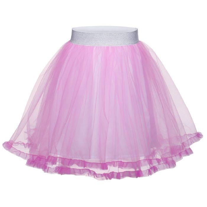 Юбка для девочки, рост 86 см, цвет розовый