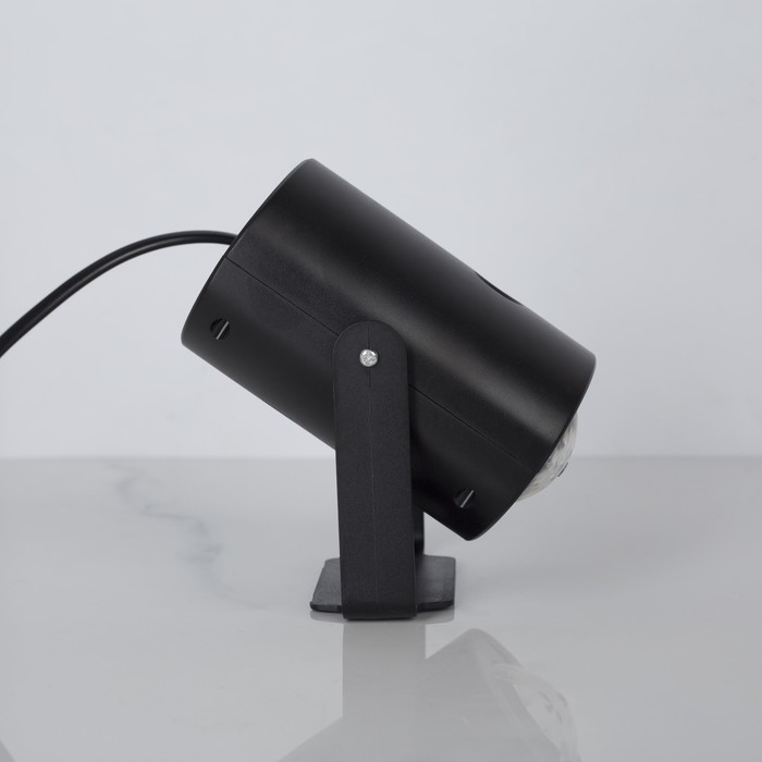 """Световой прибор """"Хрустальный шар"""", 3 LED, 3 Вт, 220 В"""