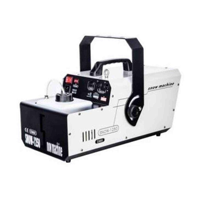 Генератор снега DJPower Snow-1250, 1500 Вт, белый