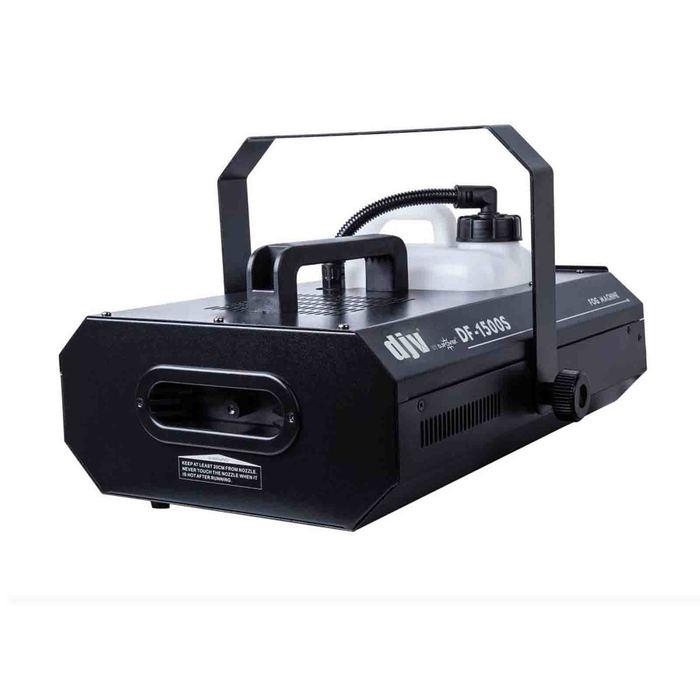 Генератор дыма DJPower DF-1500S, 1350 Вт, черный