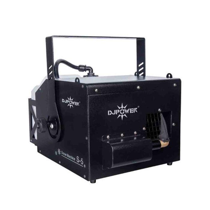 Генератор снега DJPower S-5-DJPower, 300 Вт, черный