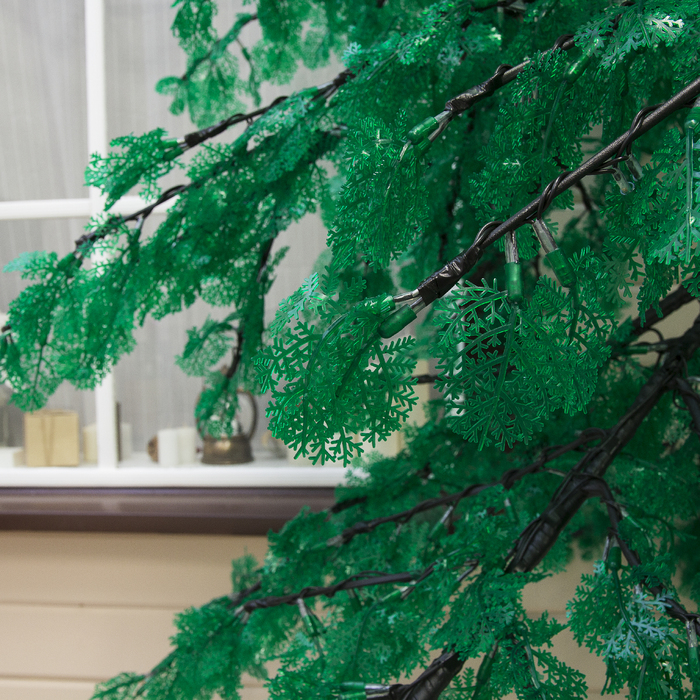 "Дерево светодиодное улич. 3 м. ""Ёлка"" 2780 Led, 166 W, 220V Белый"