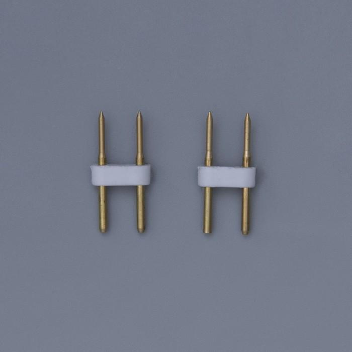 Коннектор для неона D 16 мм, 5 см