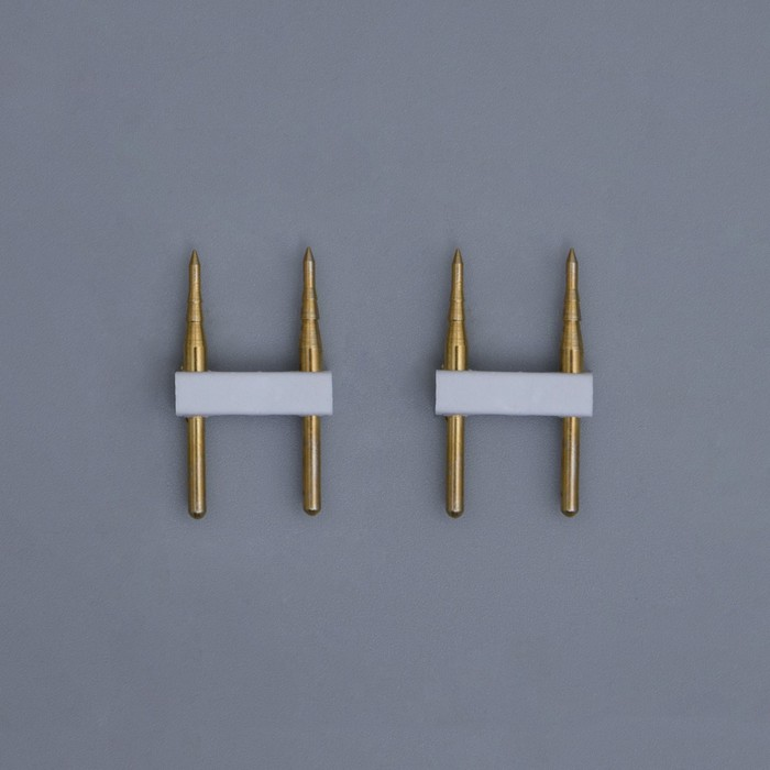 Коннектор для неона 8 х 16/18 мм, 5 см