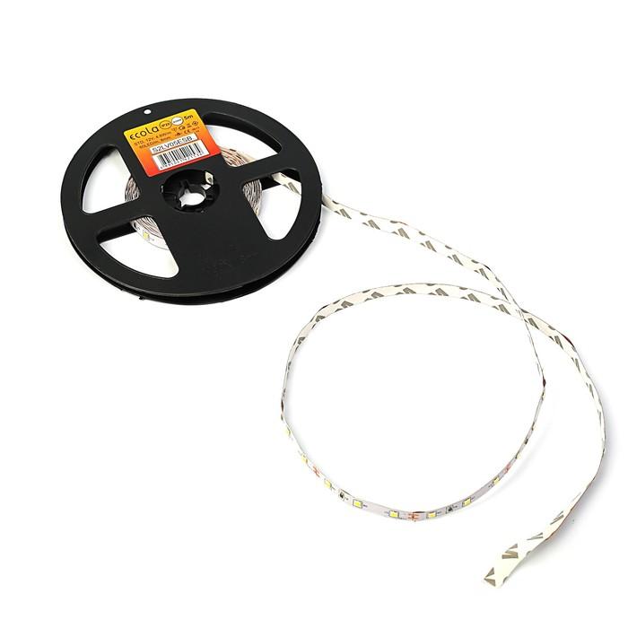 Светодиодная лента Ecola LED strip STD, 8 мм, 12 В, 4200К, 4,8 Вт, 60Led/m, IP20, 5 м