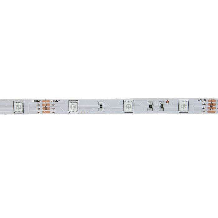 Светодиодная лента Volpe, SMD5050, 3 м, IP20, 30 LED, 7.2 Вт/м, RGB