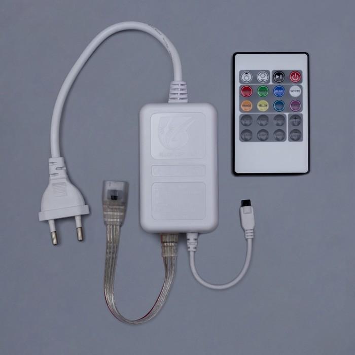 Контроллер для светодиодной ленты 220V SMD5050