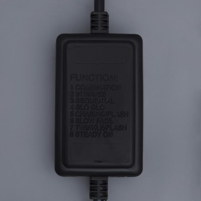 Контроллер уличный для LED дюралайта 11 мм, 2W, до 100 метров, 8 режимов