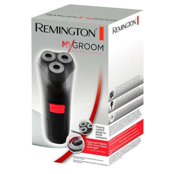 Роторная бритва Remington MyGroom R0050