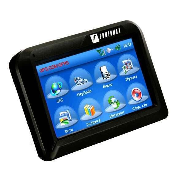 GPS-навигатор POWERMAN PM-N431GPRS
