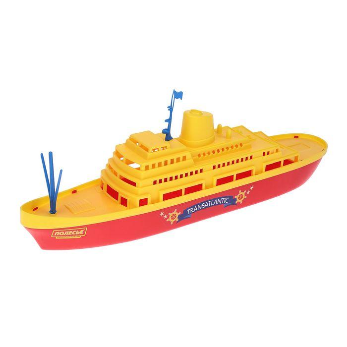Корабль «Трансатлантик»