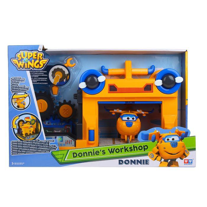 Игровой набор «Мастерская Донни»