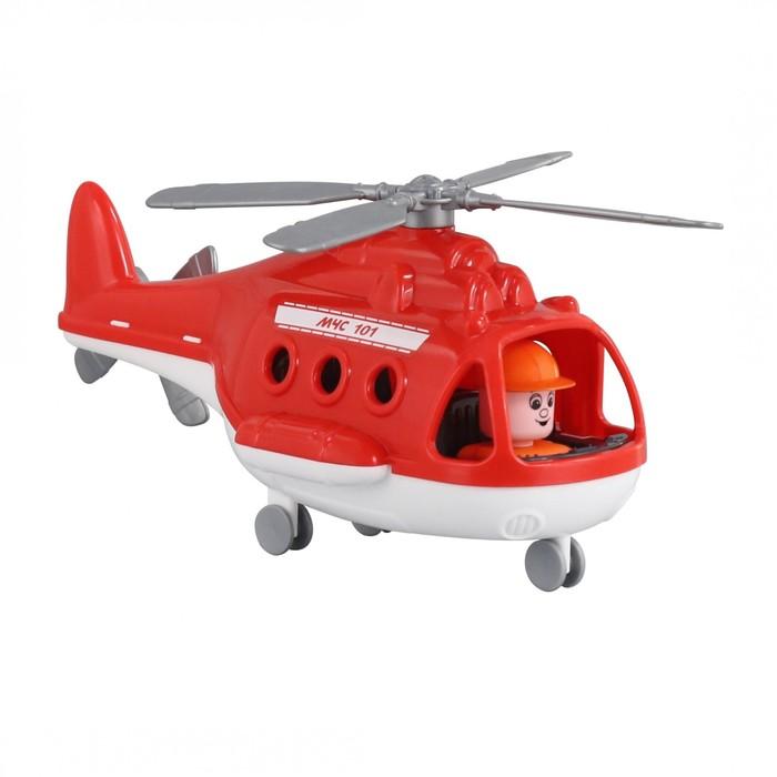 Вертолёт пожарный «Альфа», в сетке