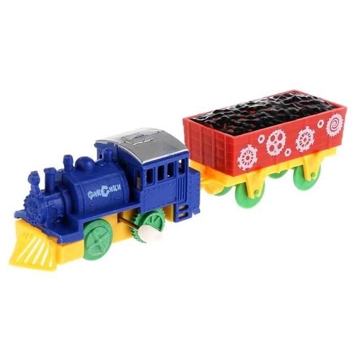 Железная дорога заводная «Фиксики»