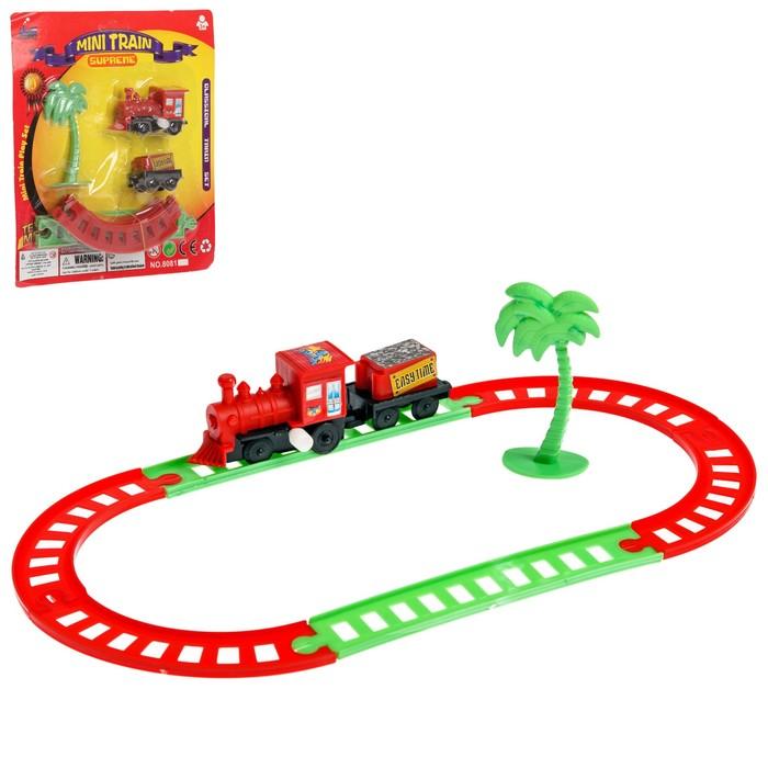 Железная дорога «Мини поезд», заводная