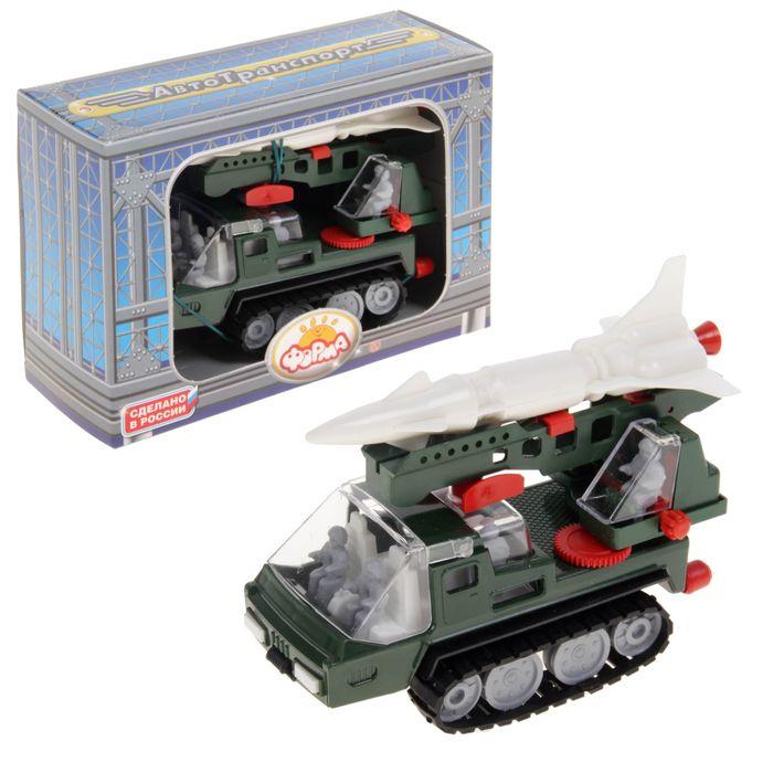 Машинка-ракетовоз «Арктика»
