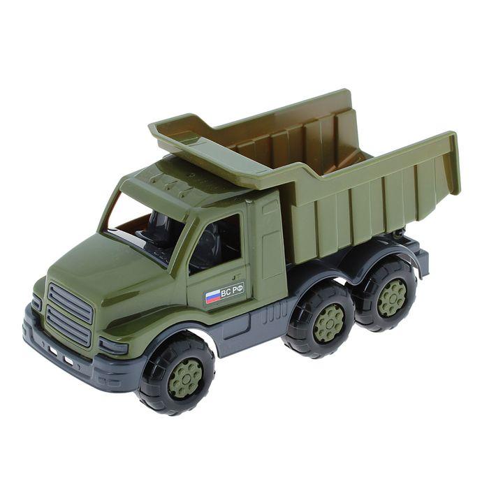 Автомобиль-самосвал военный «Гоша»