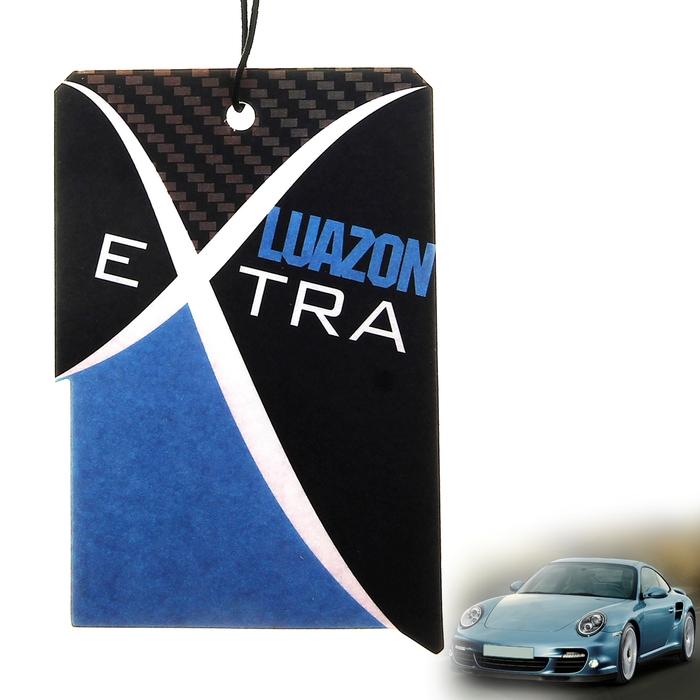 """Ароматизатор для авто """"Luazon Extra"""", новая машина"""