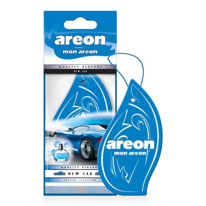 Ароматизатор на зеркало Areon Mon Новая машина (New Car)