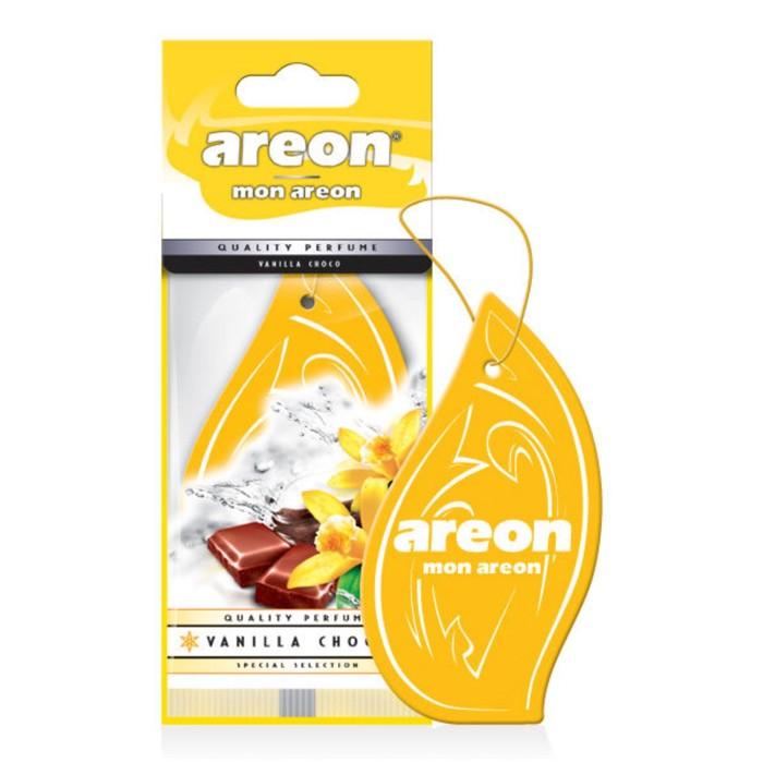 Ароматизатор на зеркало Areon Mon ваниль и шоколад