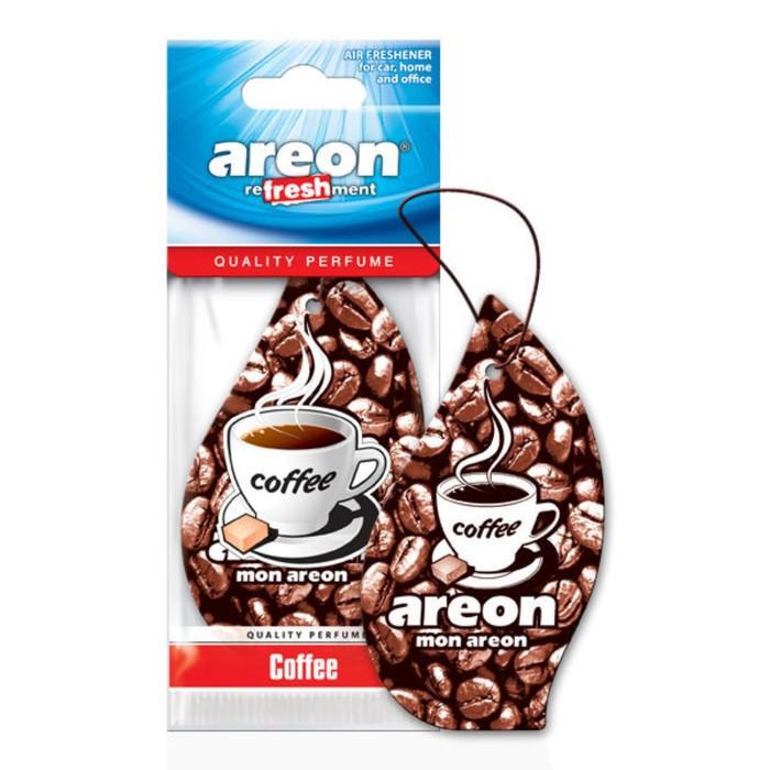 Ароматизатор на зеркало Areon Refreshment Mon classic кофе
