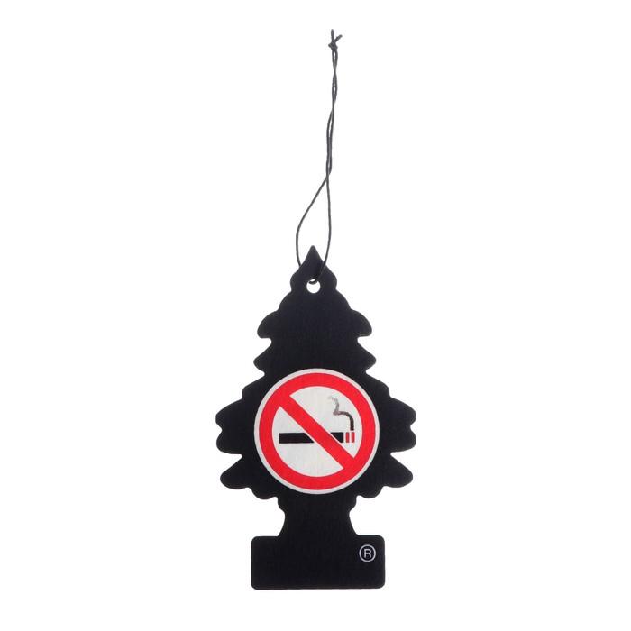 Ароматизатор Ёлочка Little Trees Не курить, No Smoking