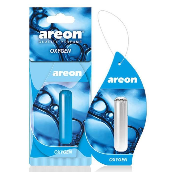 Ароматизатор на зеркало Areon Liquid жидкий oxygen, 5 мл