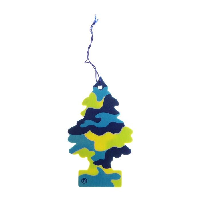 Ароматизатор Ёлочка Little Trees Пина колада, Pina Colada