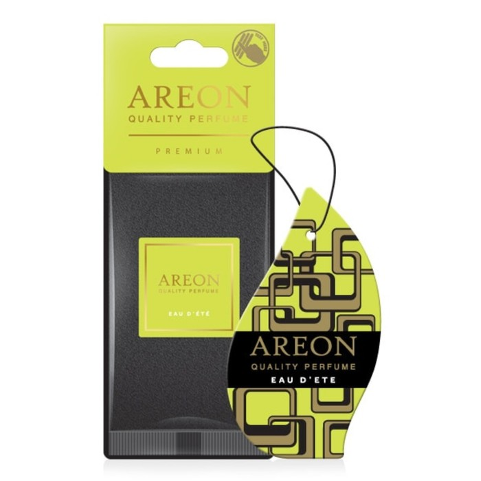 Ароматизатор на зеркало Areon Premium Eau d ete