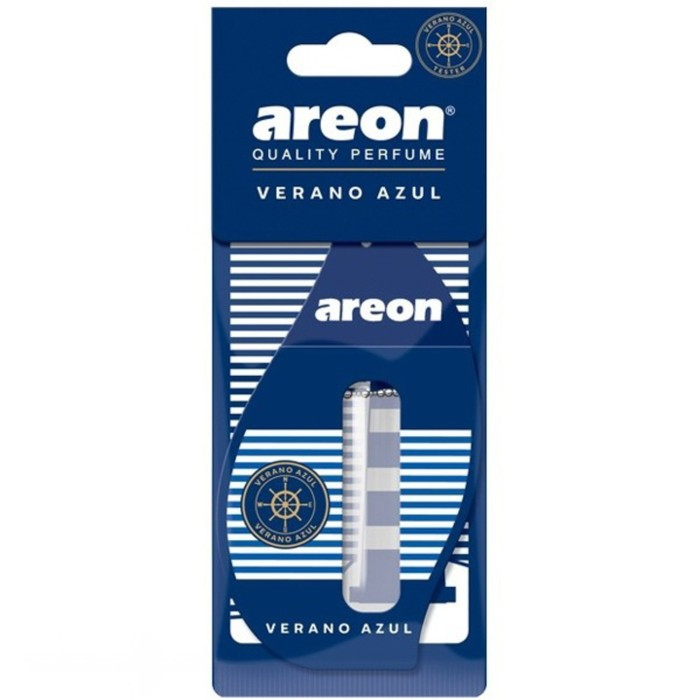 Ароматизатор на зеркало Areon Liquid lux жидкий Verano Azul, 5 мл