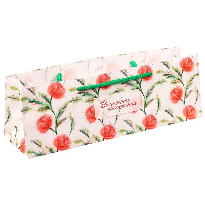 Подарочный Пакет «Волшебного настроения», 24 × 8 × 7 см