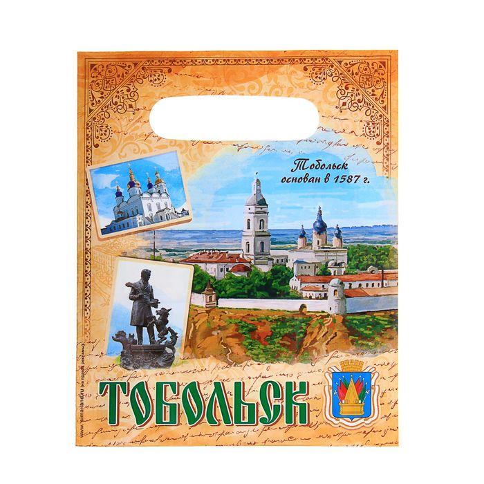 Пакет полиэтилен «Тобольск», 17 х 20 см
