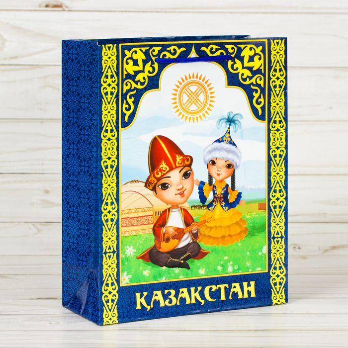 Пакет вертикальный МС «Казахстан»